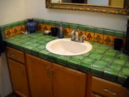 how to design kitchens and bathrooms using mexican talavera tile ideas for small kitchen layout