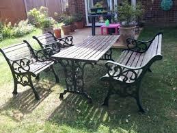 white wrought iron garden furniture. Wrought Iron Garden Furniture White .