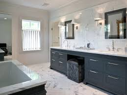 luxury bathroom furniture cabinets. Grey Bathroom Cabinets White Marble Floor Tiles With Dark Charcoal Wall Cabinet Using Tulip Mounted Sconces For Luxury Interior Design Furniture A