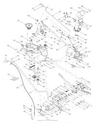 Mtd 190 823 101 42 2 stage snow thrower 2006 parts diagram for