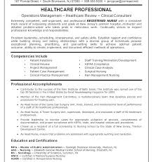Sample Surgical Nurse Resume Nurse Manager Resume Medical Surgical ...