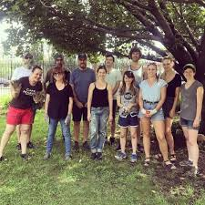 help to green greenpoint at lentol garden workday 4 13