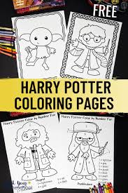 The zen coloring pages can be printed on a4 and colored with any medium you wish! Free Harry Potter Inspired Coloring Pages For Creative Fun Rock Your Homeschool
