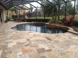 patio floor tile