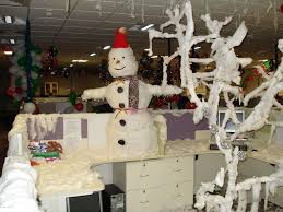 Office decoration christmas Elf 8a1d07be557dadfc05a64846c41a755d Socialtalent 19 Of The Best And Worst Office Christmas Decorations Youve Ever Seen
