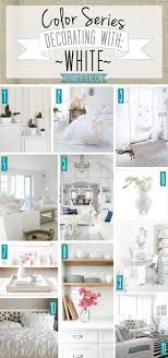 Interior Decorating Colors best 25 white home decor ideas only white bedroom 2408 by uwakikaiketsu.us