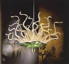 Modern <b>Murano Glass Plate Chandelier</b> Art Ceiling Bedroom Living ...