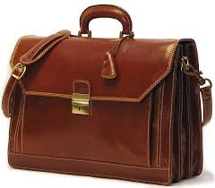venezia men s italian leather briefcase bag