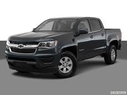 2018 Chevrolet Colorado Crew Cab | Pricing, Ratings & Reviews ...
