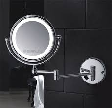 Mirror Design Ideas Best Function Bathroom Shaving Mirror Lighted