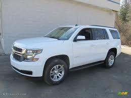 2015 Summit White Chevrolet Tahoe LT 4WD #91285909 | GTCarLot.com ...