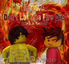 Ninjago Short Stories & One-Shots - Embers Don't Let The Fire Die (Kai x  Cole) - Wattpad