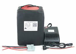 <b>48V 25Ah</b> LiFePO4 Lithium <b>Battery</b> Pack For 1000W-<b>1500W</b> Ebike ...