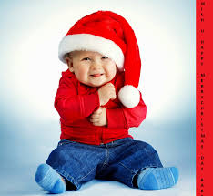 cute merry christmas wallpaper baby. Cute Christmas Baby Picture Throughout Merry Wallpaper