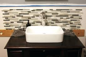 bathroom backsplash tiles. Bathroom Backsplash Tile Ideas Easy Awesome Made From A Image Tiles