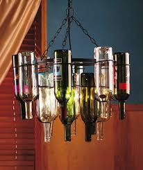 Wine Bottle Light Fixture Fixtures Light Appealing Wine Bottle Hanging Light Fixture