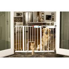 30 inch exterior door with pet door. carlson extra-wide walk-thru gate with pet door 0930pw, white 30 inch exterior
