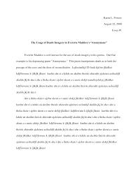 layout of essay academic essay essay layout