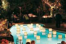 A Simple Backyard Wedding Ceremony And ReceptionSummer Backyard Wedding
