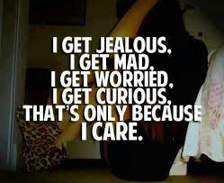 Love Jealousy Quotes
