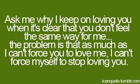 Love Me Quotes Interesting Why Don't You Love Me Quotes Ask Me Why I Keep On Loving You When