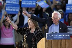 Bernie Sanders Rally In Vallejo