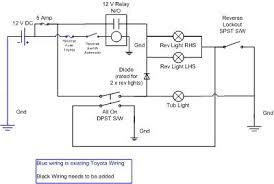 reverse light switch wiring diagram wiring diagram lost jeeps view topic back up reverse lights write