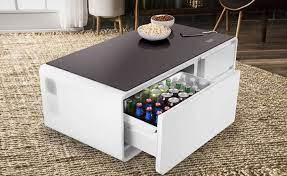 coffee tables coffee table cooler
