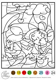 Coloriage Magique 192 Dessins Imprimer Et Colorier Page 14