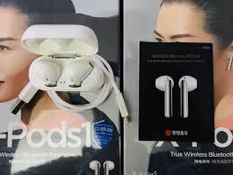 Tai nghe không dây Pisen True Wireless X-Pods 1_ Hàng chính hãng - Tai nghe  True Wireless