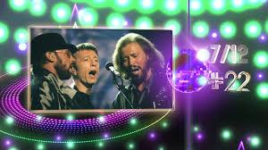Bee Gees Chart History Jive Talkin