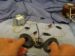 homemade magnetic amplifiers instead of using magnets a dc voltage applied to another winding can also cause the core to saturate this is the basis of a magnetic amplifier circuit