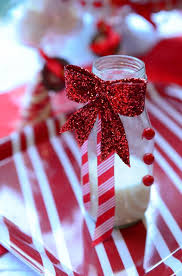 Christmas Decorations Using Candy Canes Candy Cane Inspired Christmas Decorations 59