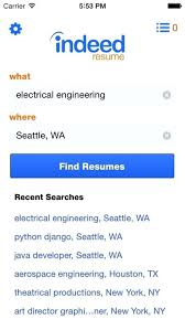 Indeed Find Resumes Enchanting Search Resumes Indeed Fast Lunchrock Co Resume Template 28 Find