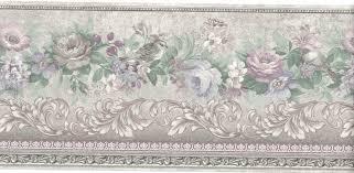 Flower ON53522 Wallpaper Border for ...