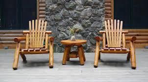 rustic log furniture ideas. Nice Log Patio Furniture Home Decorating Ideas Pa Rustic White . U