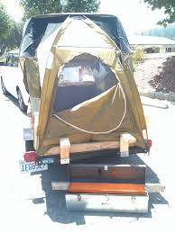 rear door to the camper