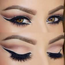 inglot gel liner and nyc liquid liner to darken l oréal voluminous smoldering eye pencil on the waterline