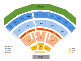 Molson Amphitheatre Toronto Seating Chart Inglewood Tickets Venues