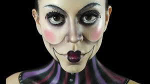 ventriloquist dummy makeup tutorial