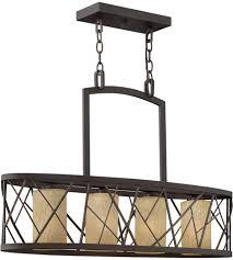 fredrick ramond fr41614orb nest 4 light 32 inch oil rubbed bronze linear chandelier ceiling light in