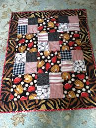 9 best Baseball fabric images on Pinterest | Baby showers ... & Boys baseball quilt by TickledPinkQuilts on Etsy, $65.00 Adamdwight.com