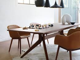 Dining Extension Table Cross Extension Table Design Within Reach