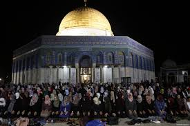 Worshippers will gather for intense. Israel Arrests 12 Worshippers In Al Aqsa Mosque Middle East Monitor