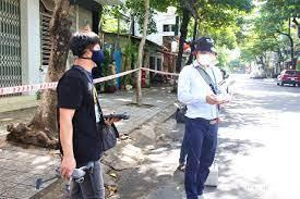 Đà Nẵng bắt đầu dùng flycam, camera di động để giám sát