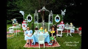 Alice In Wonderland Decoration Stunning Alice In Wonderland Party Decorations Youtube