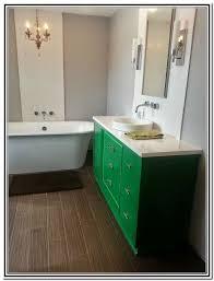 diy refinishing bathroom vanity. painted bathroom vanity before and after diy refinishing