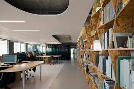 architecture office design. Designers Can Draw Inspiration For Their Work From Immediate Surroundings Of Custom-designed Stations, Book Shelves, And Conference Architecture Office Design R