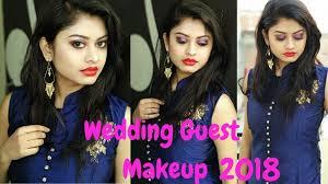 indian wedding guest makeup 2018 hindi wedding guest makeup tutorial in hindi neha preet all makeup videos