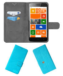 Micromax Canvas Win W121 Flip Cover by ...